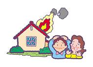 火災 200916_5[1039722] - イラスト素材