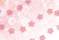 桜 春 花びら かわいい [2254328] - イラスト素材
